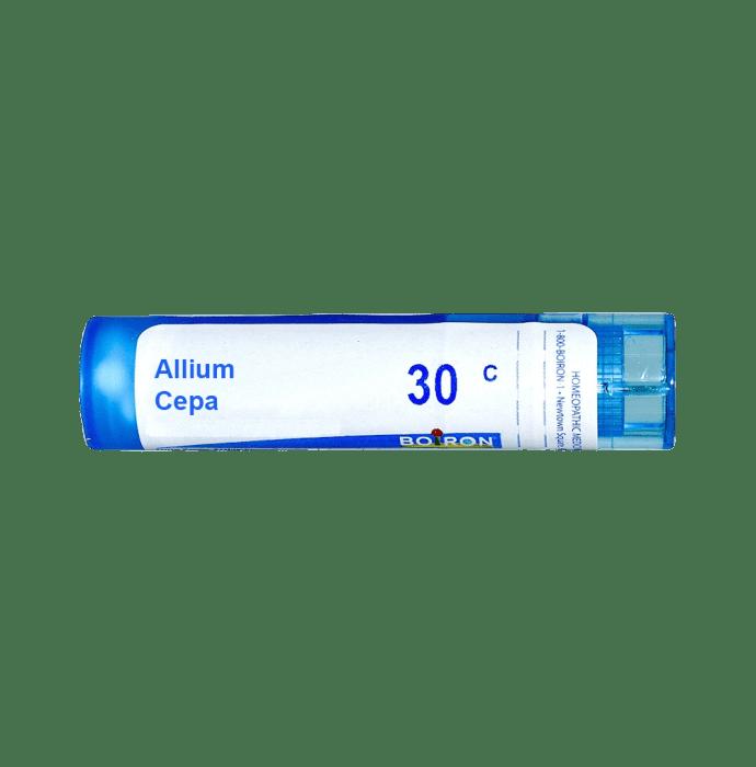 Boiron Allium Cepa Single Dose Approx 200 Microgranules 30 CH