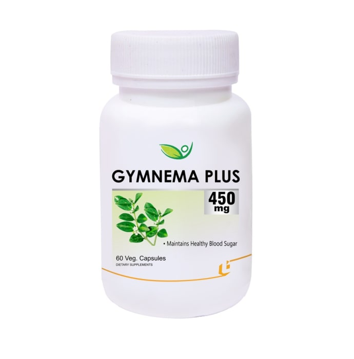 Biotrex Gymnema Plus 450mg Veg Capsule