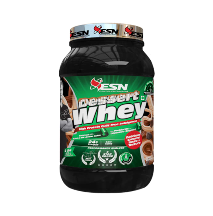 ESN Dessert Whey Powder Swiss Chocolate