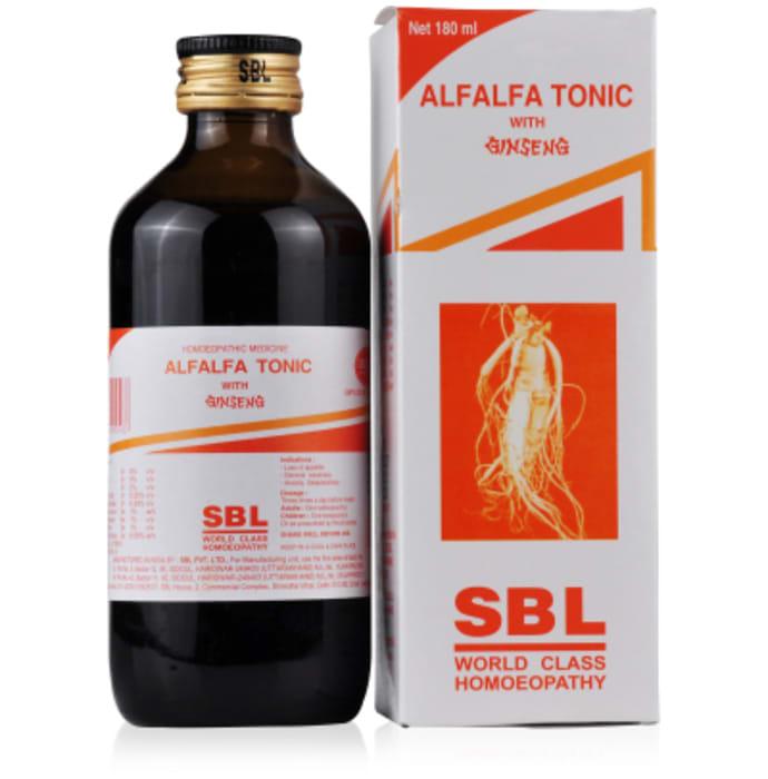 SBL Alfalfa Tonic With Ginseng
