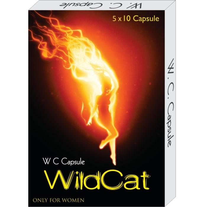MahaVed Wild Cat Capsule