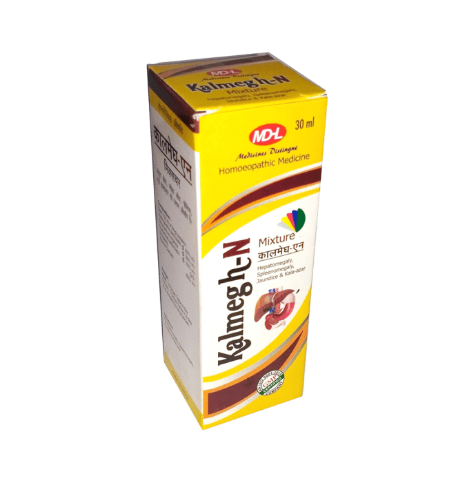 MD Homoeo Kalmegh-N Mixture Pack of 2