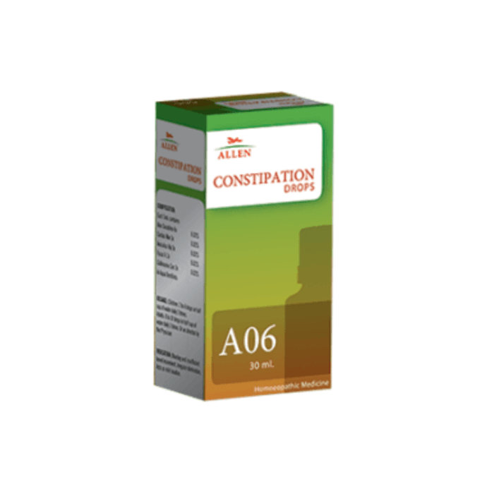 Allen A06 Constipation Drop