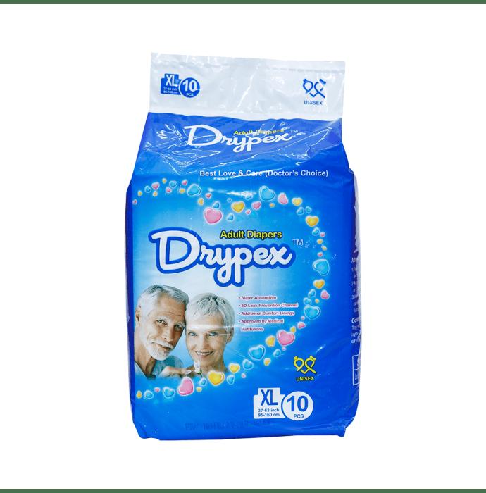 Drypex Adult Diaper XL