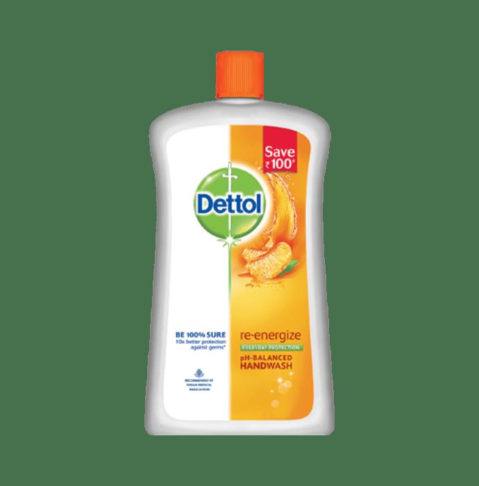 Dettol RE-Energize Liquid Handwash