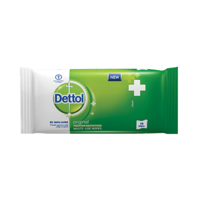 Dettol Original Multi-Use Wipes