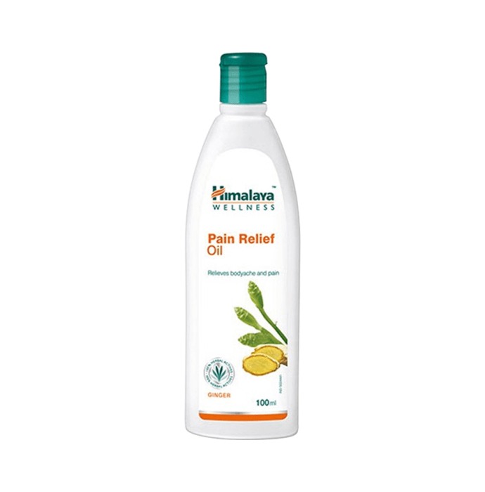 Himalaya Wellness Pain Relief Oil Pack of 2
