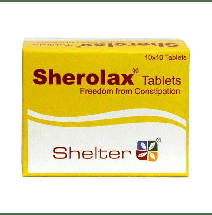 Sherolax Laxative Tablet