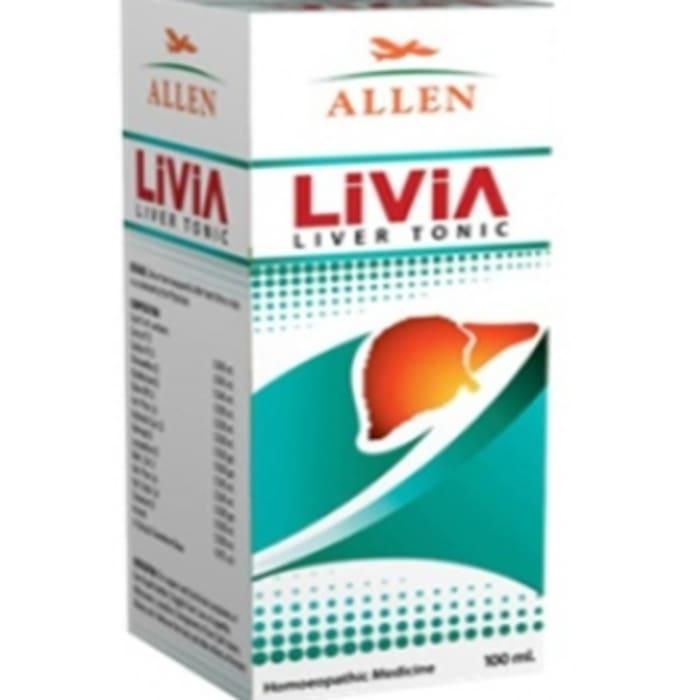 Allen Livia Liver Tonic