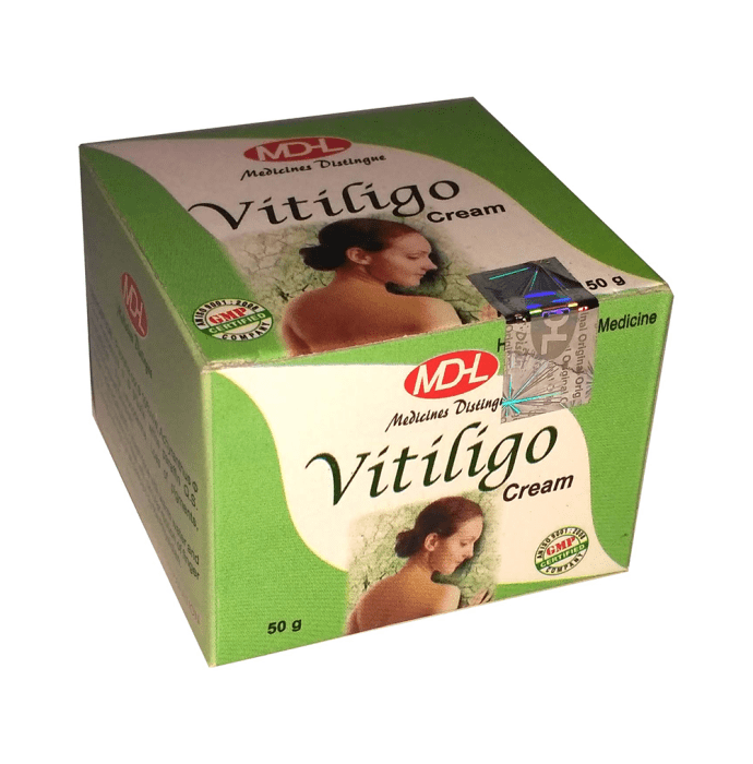 MD Homoeo Vitiligo Cream