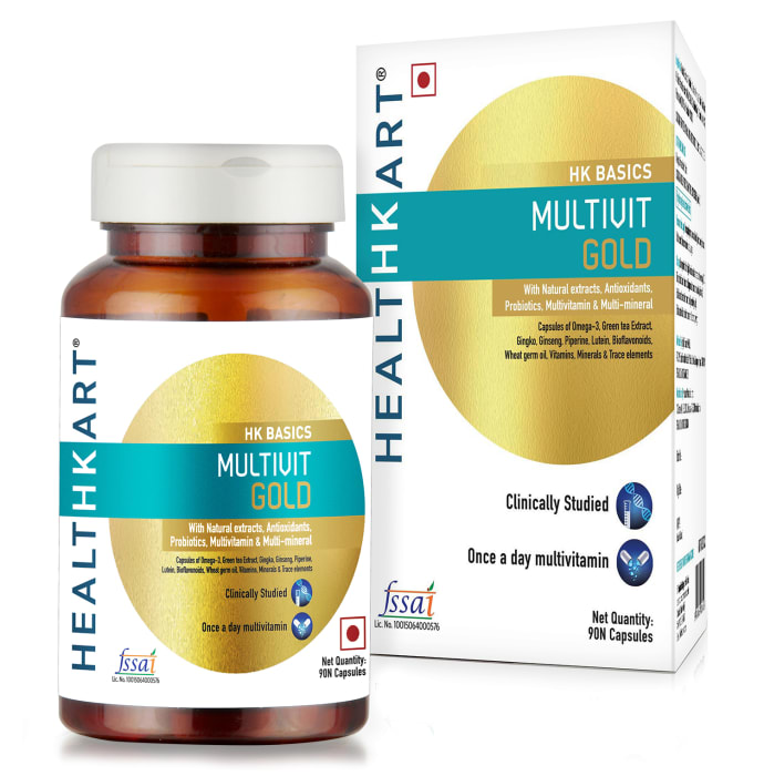 HealthKart Multivit Gold Capsule