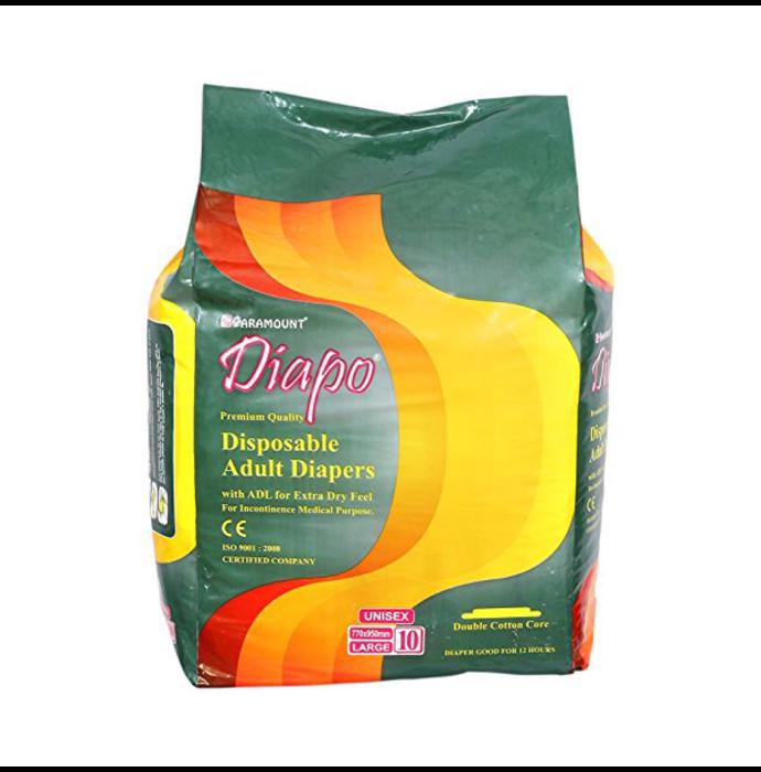 Diapo Adult Diaper L
