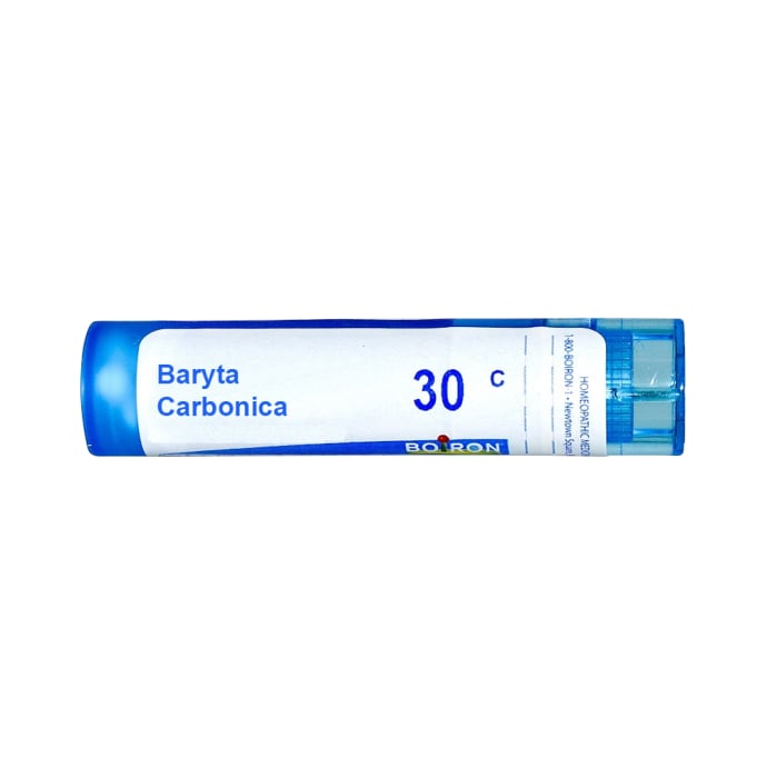 Boiron Baryta Carbonica Single Dose Approx 200 Microgranules 30 CH