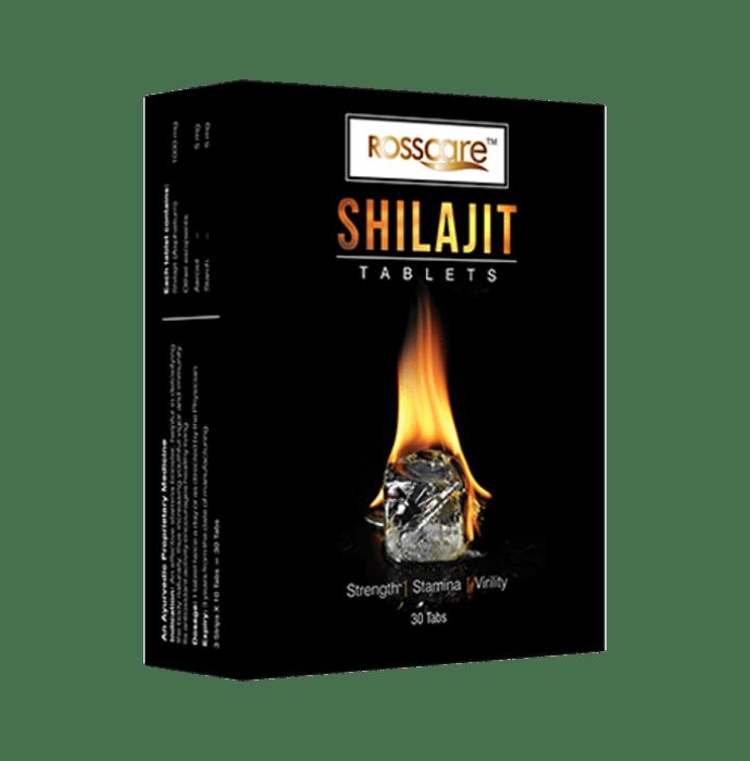 Rosscare Shilajit Tablet