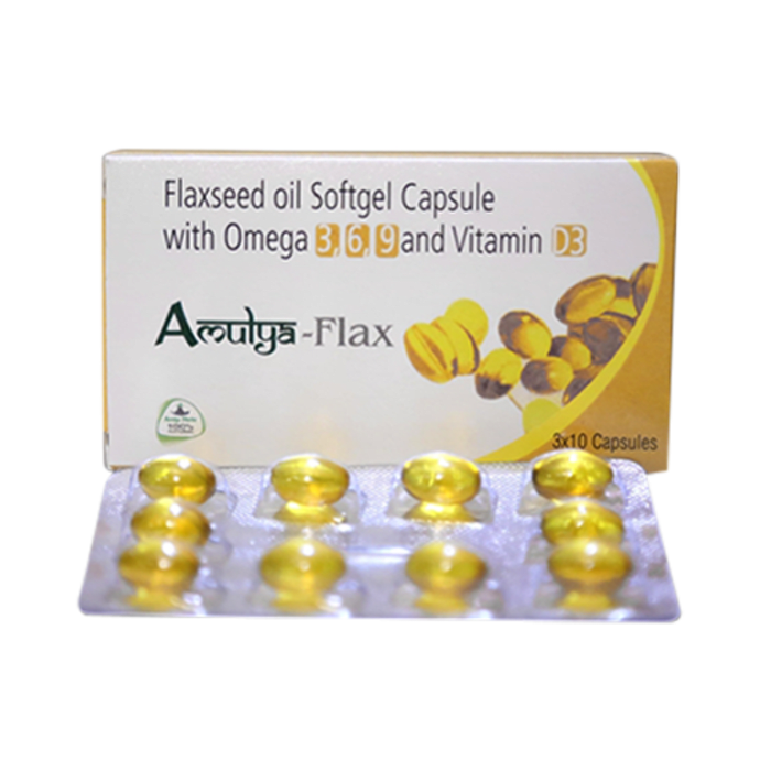 Amulya -Flax Capsule