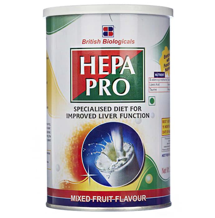 Hepa Pro Powder Mixed fruit
