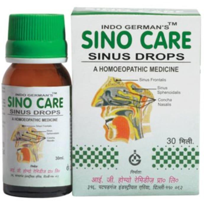 Indo Germans Sino Care Drop