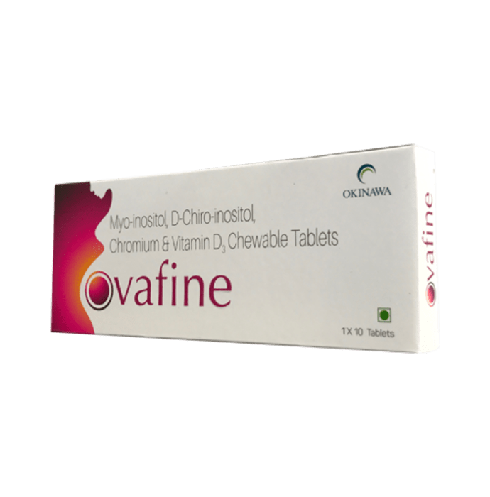 Ovafine Chewable Tablet