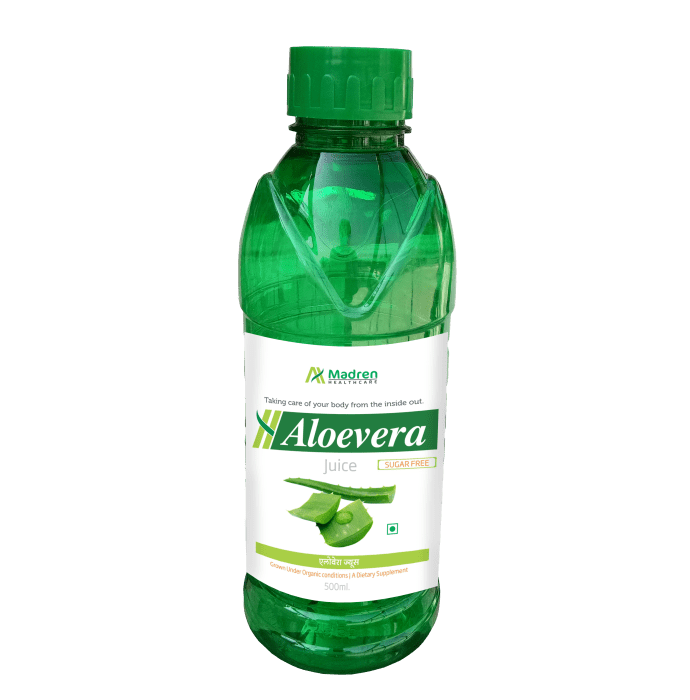 Madren Healthcare Aloevera Juice