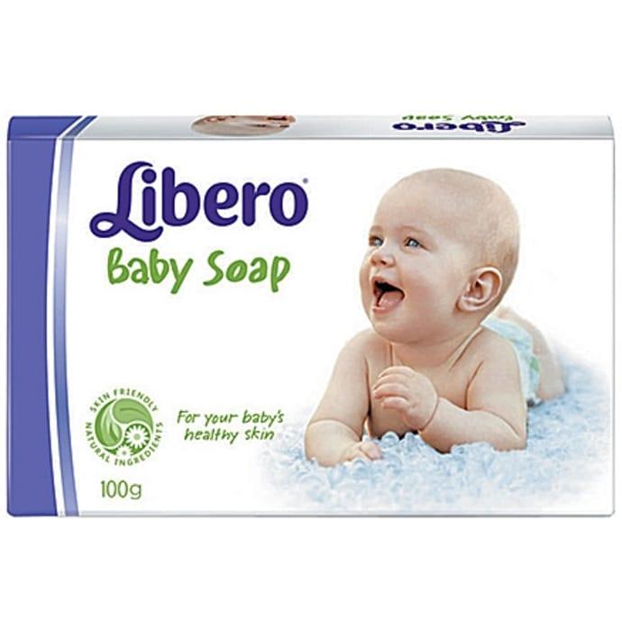 Libero Baby Soap