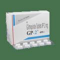 GP 2 mg Tablet
