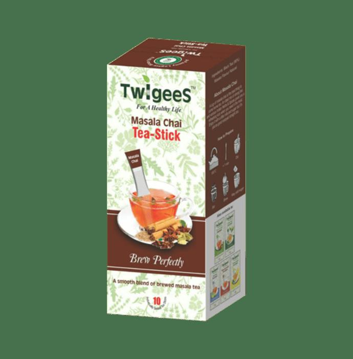 Nature & Nurture Twigees Masala Chai Tea Stick