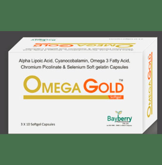 Omega Gold Capsule