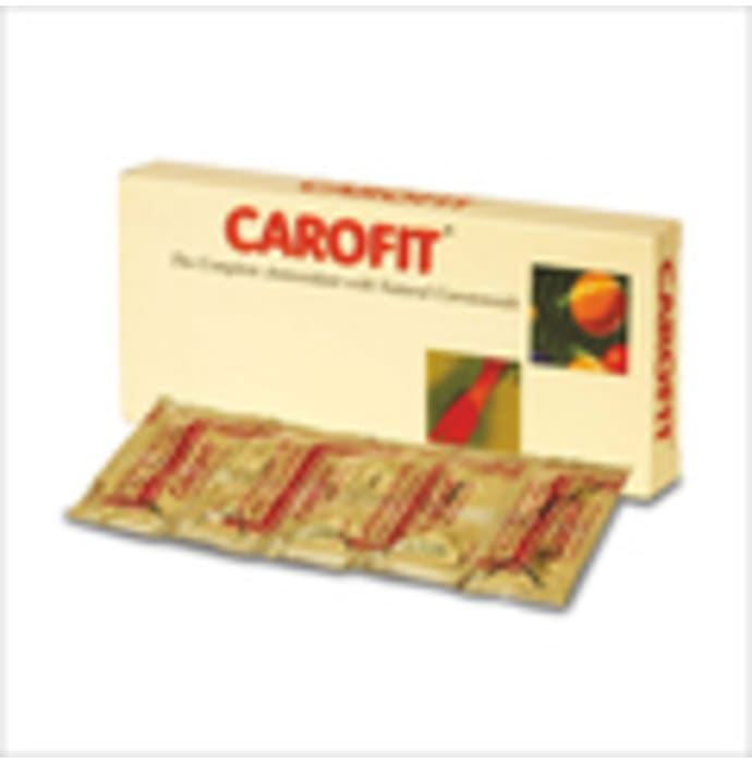 Carofit Tablet