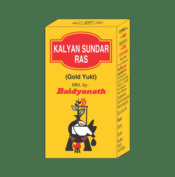 Baidyanath Kalyan Sundar Ras Gold Yukt