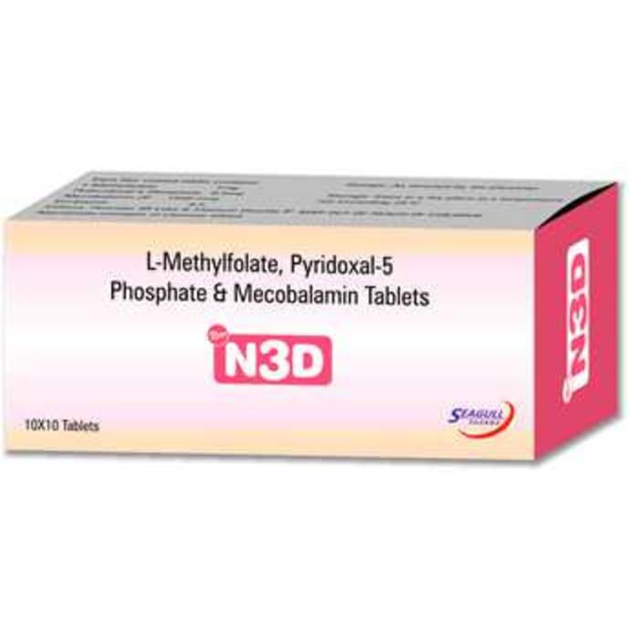 New N3D Tablet