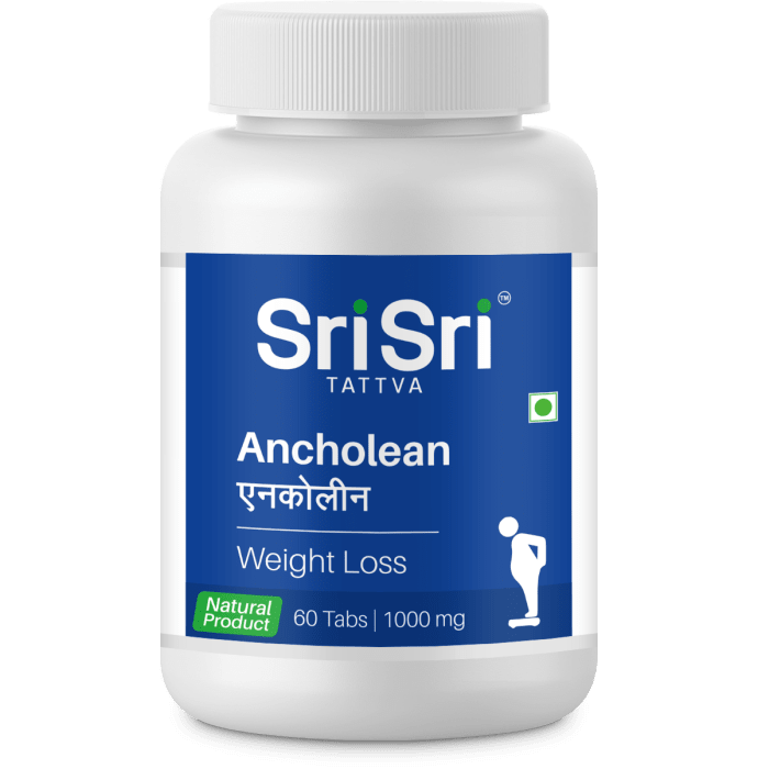 Sri Sri Tattva Ancho Lean 1000mg Tablet