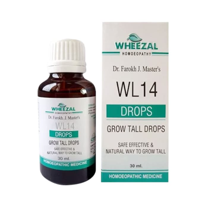 Wheezal WL14 Grow Tall Drop