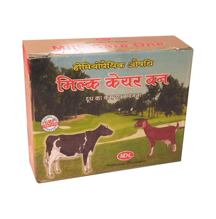 MD Homoeo Milk Care One Mixture