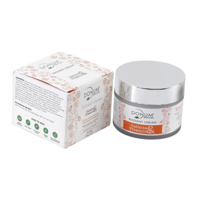 Donum Naturals Radiant Cream With SPF 15