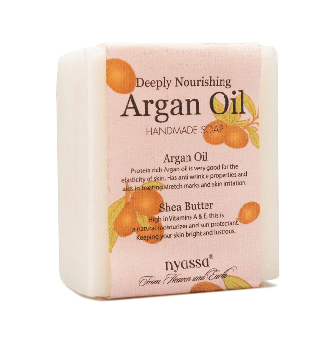 Nyassa Argan Oil Handmade Soap