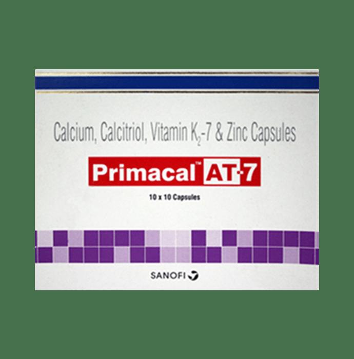 Primacal AT 7 Capsule