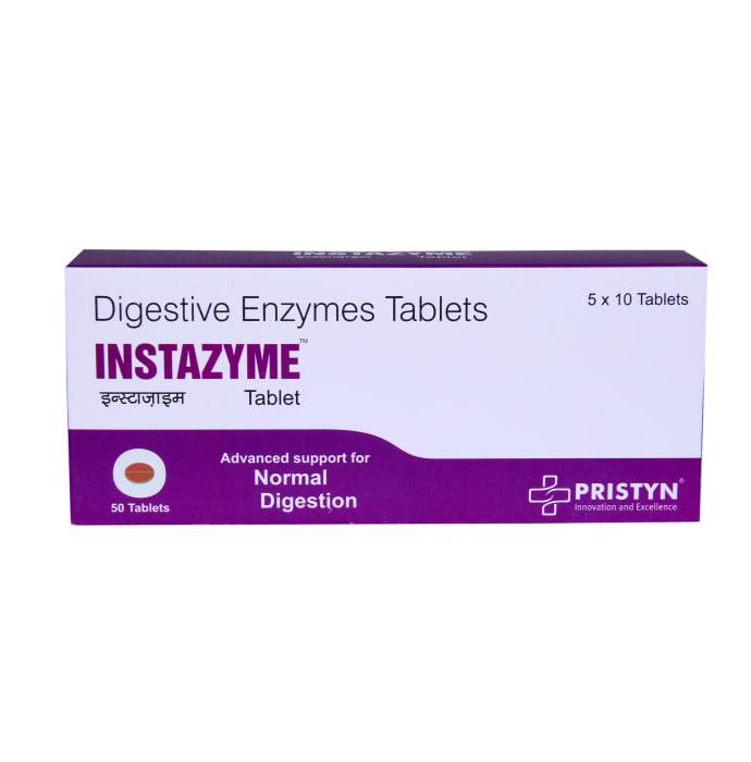 Instazyme Tablet