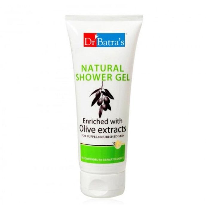 Dr Batra's Natural Shower Gel