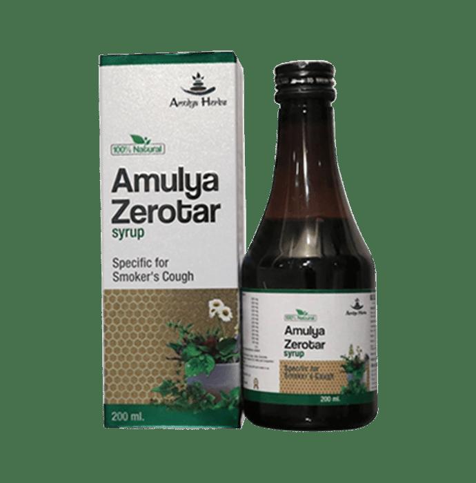 Amulya Zerotar Syrup