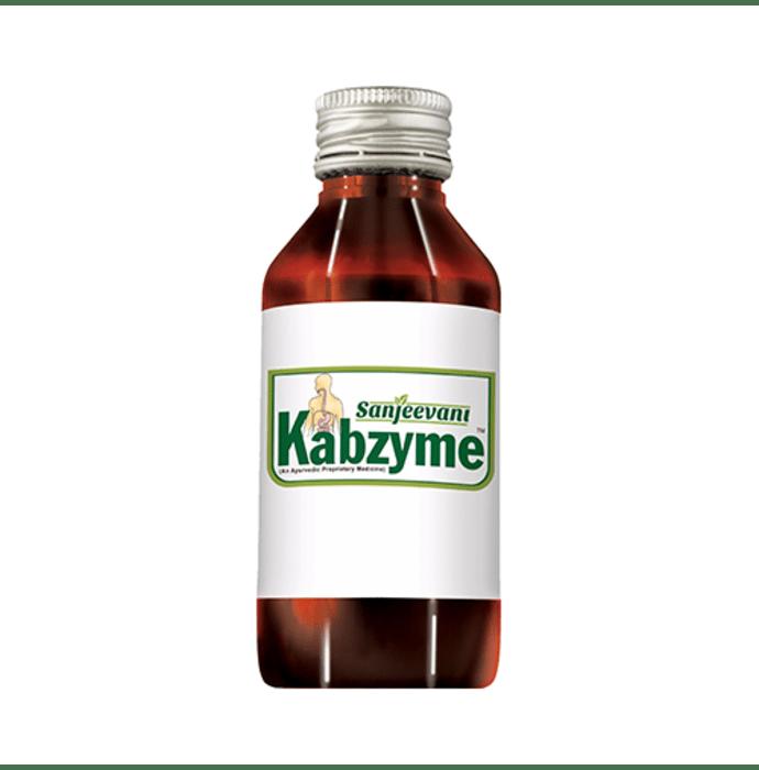 Sanjeevani Kabzyme Liquid Saunf