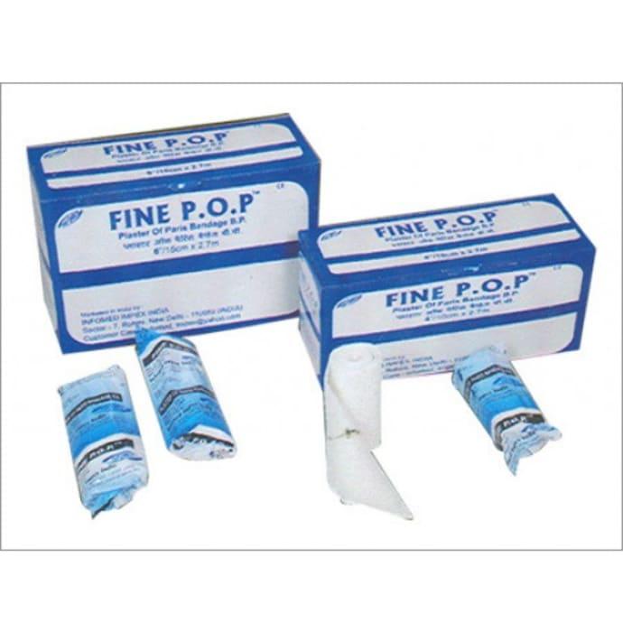 Infomed Fine POP 10cm Plaster