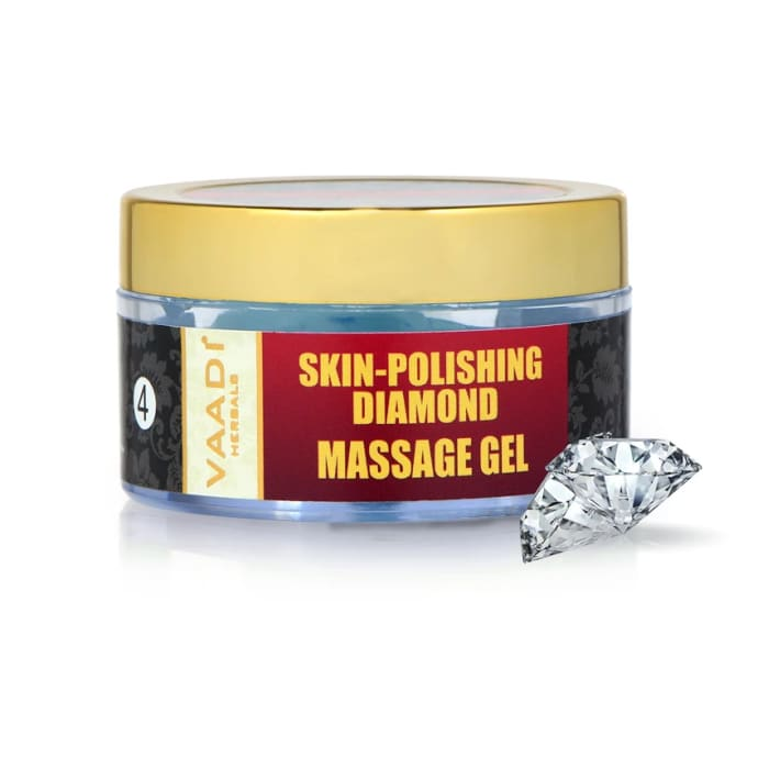 Vaadi Herbals Skin-Polishing Diamond Massage Gel