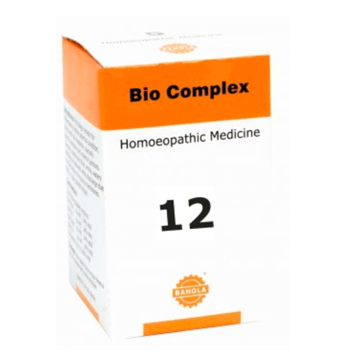 Bahola Bio Complex 12