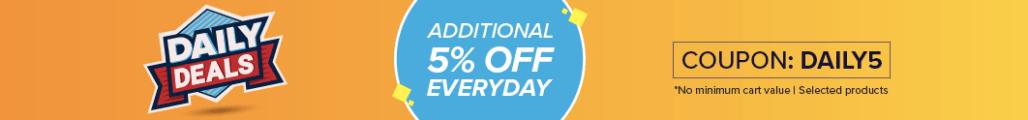 Everyday deals