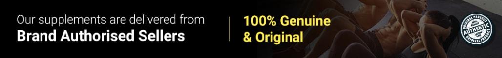 100% Genuine