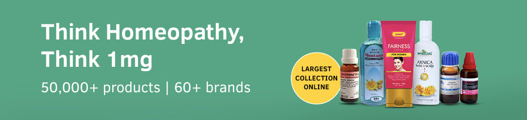 Homeopathy : Buy Homeopathy Products Online in India | 1mg