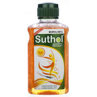 Suthol Chandan Plus Antiseptic Skin Liquid