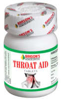 BAKSON'S Throat Aid Tablet