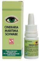 Dr Willmar Schwabe Germany Cineraria Maritima Eye Drop