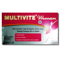 Multivite Woman Softgel